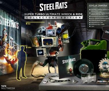 Steel Rats: Aukcja charytatywna jedynej takiej edycji kolekcjonerskiej gry