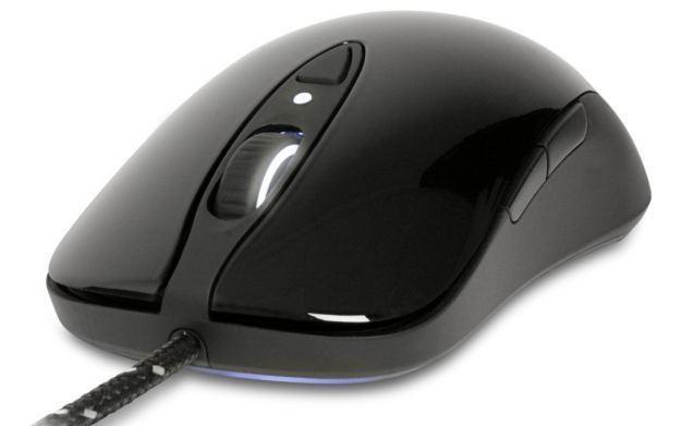 SteelSeries Sensei [RAW] Glossy - zdjęcie myszki /Informacja prasowa