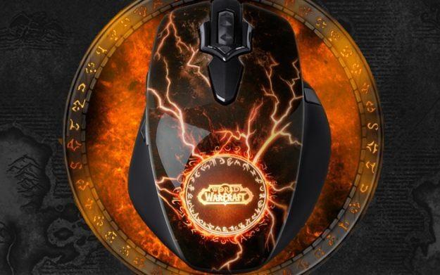 SteelSeries World of Warcraft MMO Legendary Edition /Informacja prasowa