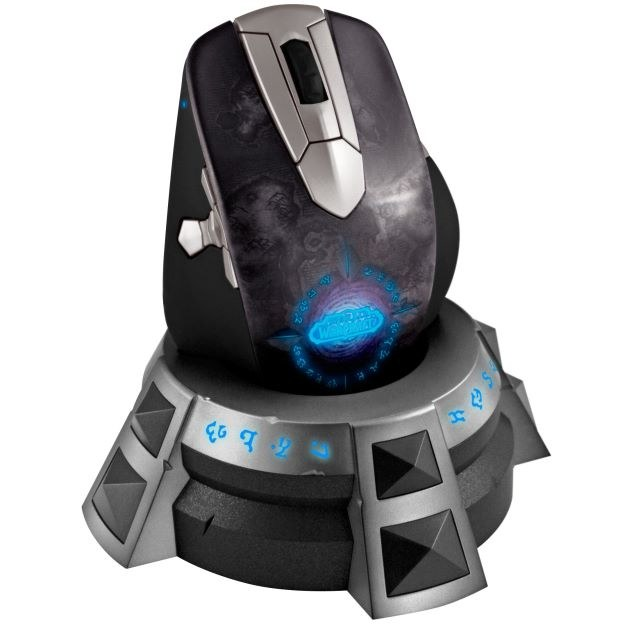 SteelSeries World of Warcraft Wireless Mouse /materiały prasowe