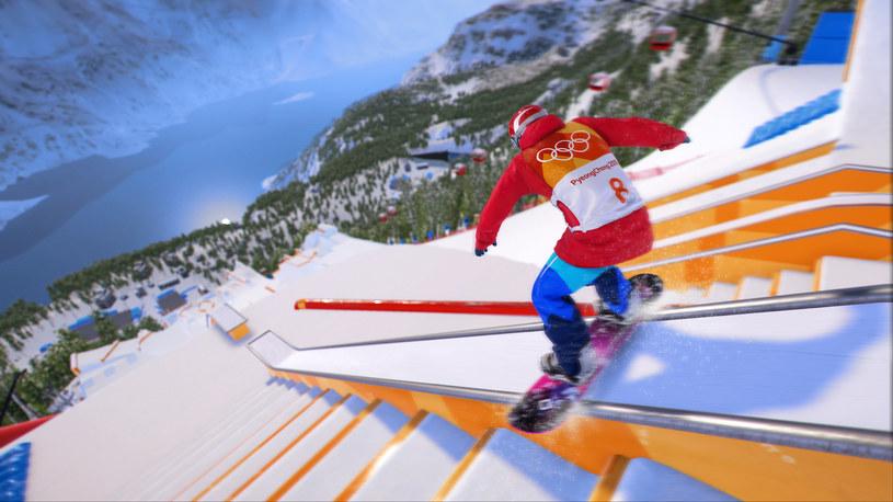 Steep Road to the Olympics /materiały prasowe