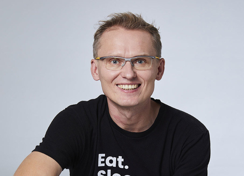 Stefan Batory, twórca Booksy /materiały prasowe