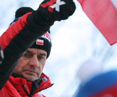 Stefan Horngacher: Decyzję podjąłem głową, nie sercem. Wideo