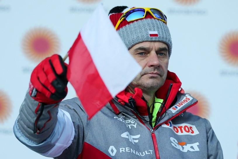 Stefan Horngacher / fot. Tomasz Jastrzębowski / Foto Olimpik /East News