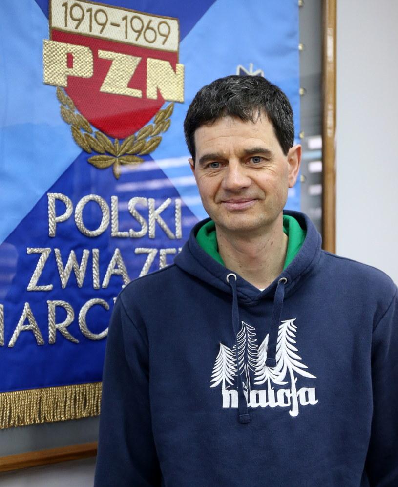 Stefan Horngacher /fot. Grzegorz Momot /PAP