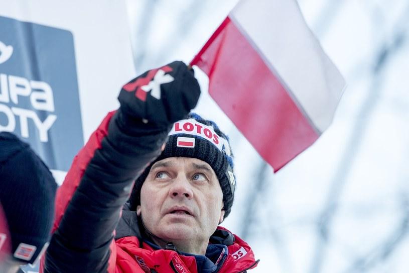 Stefan Horngacher /fot. Andrzej Iwanczuk/REPORTER /East News