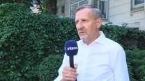 Stefan Majewski dla Interii: Trzeba pogratulować prezesom. Wideo
