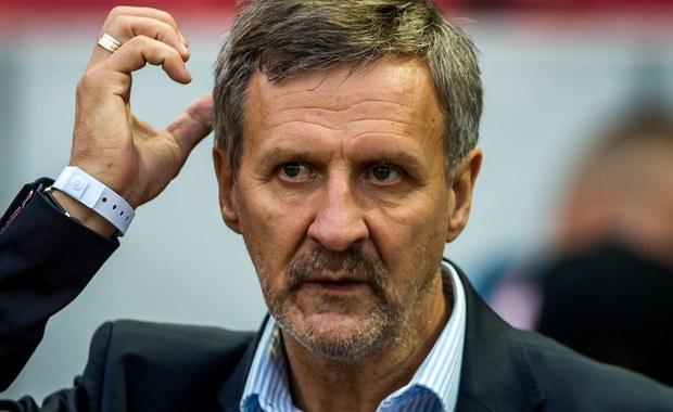 Stefan Majewski nie jest już dyrektorem sportowym PZPN