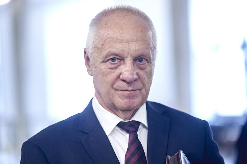 Stefan Niesiołowski. /Michal WARGIN /East News