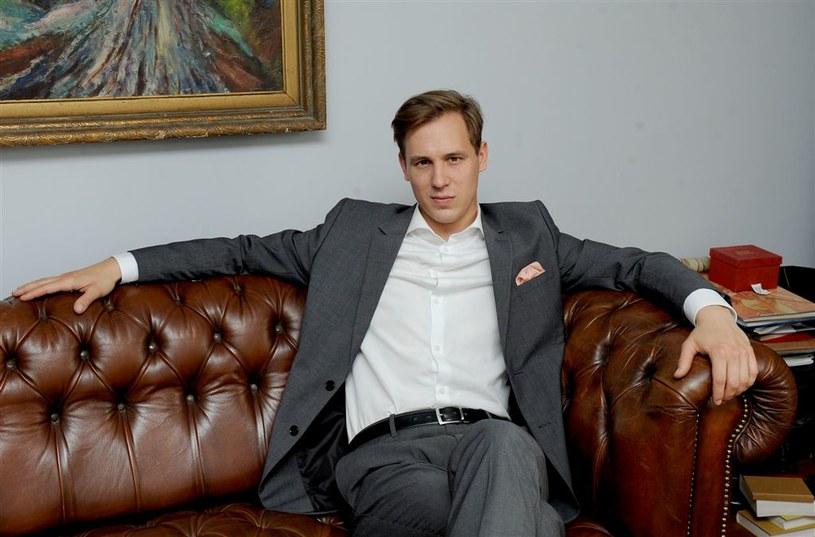 Stefan Pawłowski /Agencja W. Impact