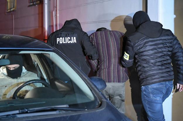 Stefan W. został zatrzymany 14 stycznia / Adam Warżawa    /PAP
