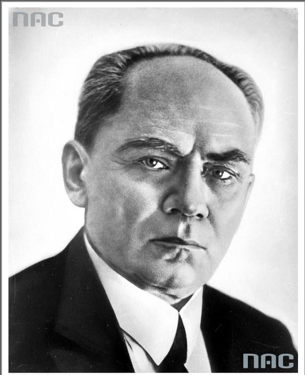 Stefan Żeromski fotografia portretowa /Ze zbiorów Narodowego Archiwum Cyfrowego