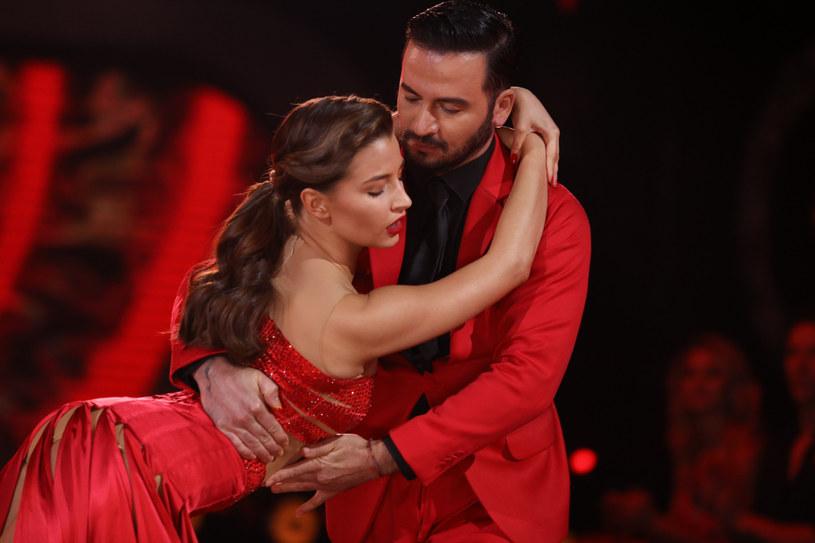 Stefano i Julia Wieniawa /Piotr Molecki /East News