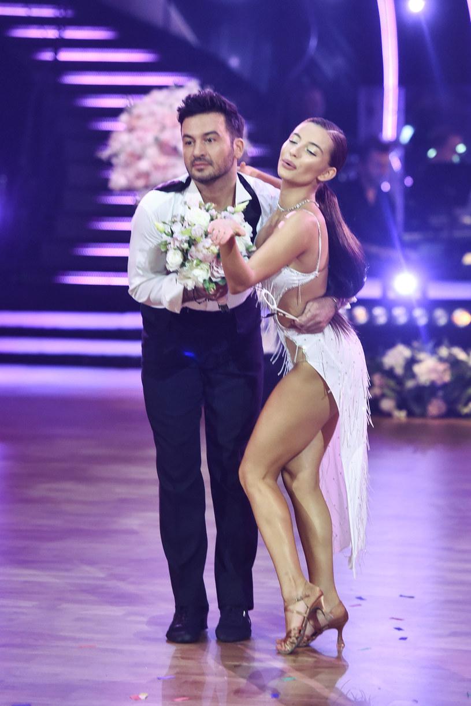 Stefano Terrazzino i Julia Wieniawa /Tricolors /East News