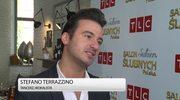 Stefano Terrazzino wdzięczny Polakom