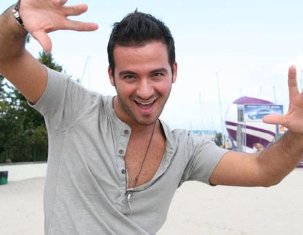 Stefano Terrazzino zadebiutuje w serialu - fot. Piotr Gocał /MWMedia