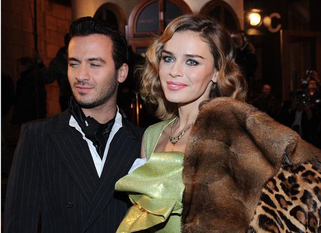 Stefano zagrała Rudolfa Valentino /fot. A. Szilagyi /MWMedia