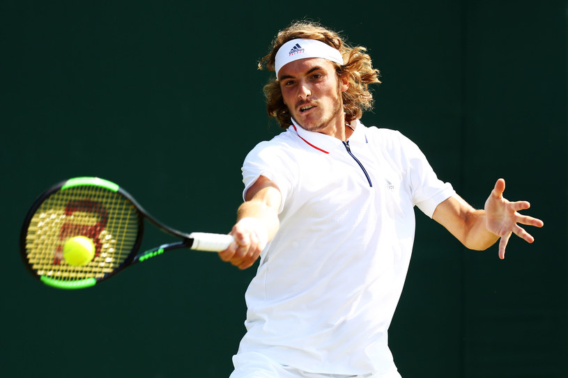Stefanos Tsitsipas /Getty Images