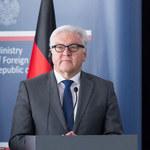 Steinmeier: Misja OBWE na wschodzie Ukrainy zostanie przedłużona
