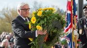 Steinmeier: Niemcy muszą dziś w szczególny sposób budować ład