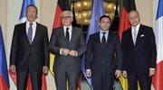 Steinmeier: Rosja i Ukraina uzgodniły wycofanie ciężkiej broni