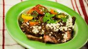 Stek z łaty wołowej