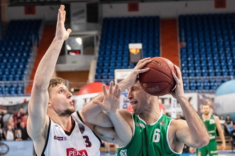 Stelmet BC Enea Zielona Góra /PAP/Wojciech Pacewicz /PAP