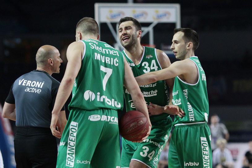 Stelmet Enea Zielona Góra /Artur Podlewski /Newspix