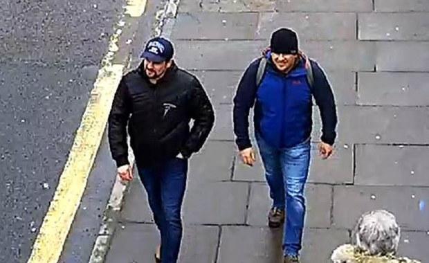 """Stempel """"ściśle tajne"""" na kartotece podejrzanego o zamach na Skripalów"""