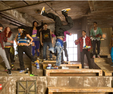 """Step Up 3 3D"" [trailer]"