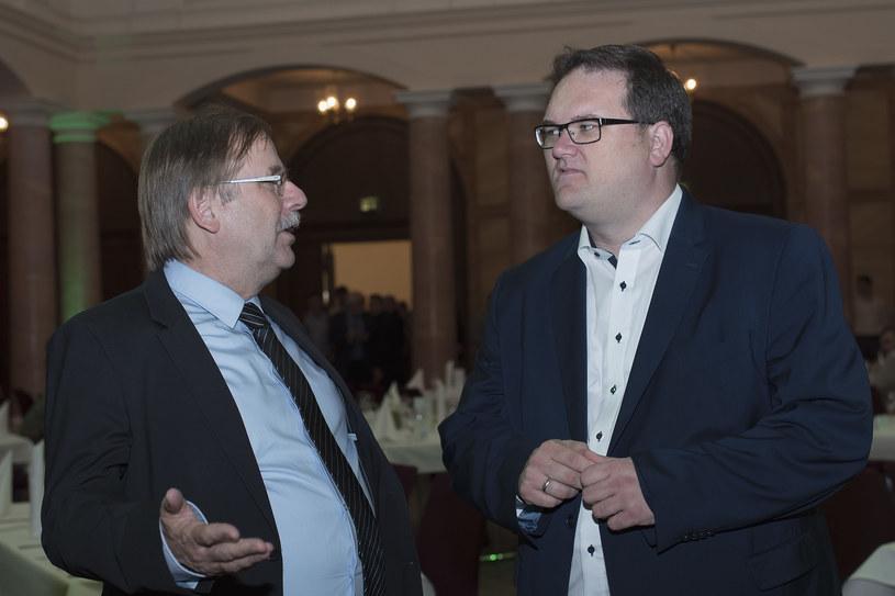 Stephan Osnabrugge (z prawej) /Getty Images