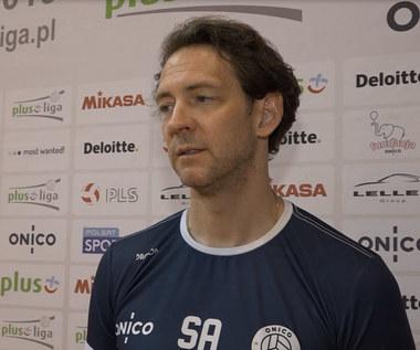 Stephane Antiga o zakończonym sezonie PlusLigi. Wideo