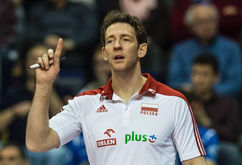 Stephane Antiga, trener polskich siatkarzy /AFP