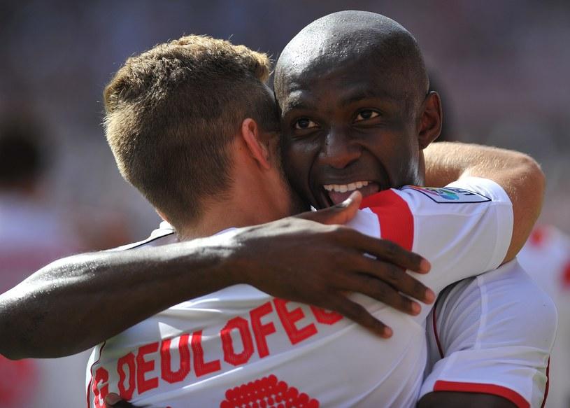 Stephane Mbia i Gerard Deulofeu najmocniej przyczynili się do zwycięstwa Sevilli nad Deportivo /AFP