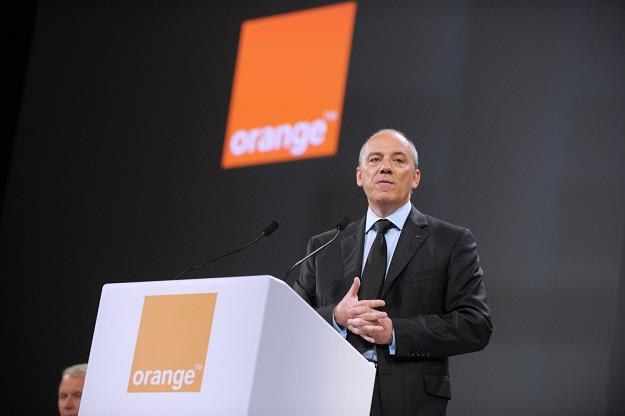 Stéphane Richard, prezes Orange Francja /AFP