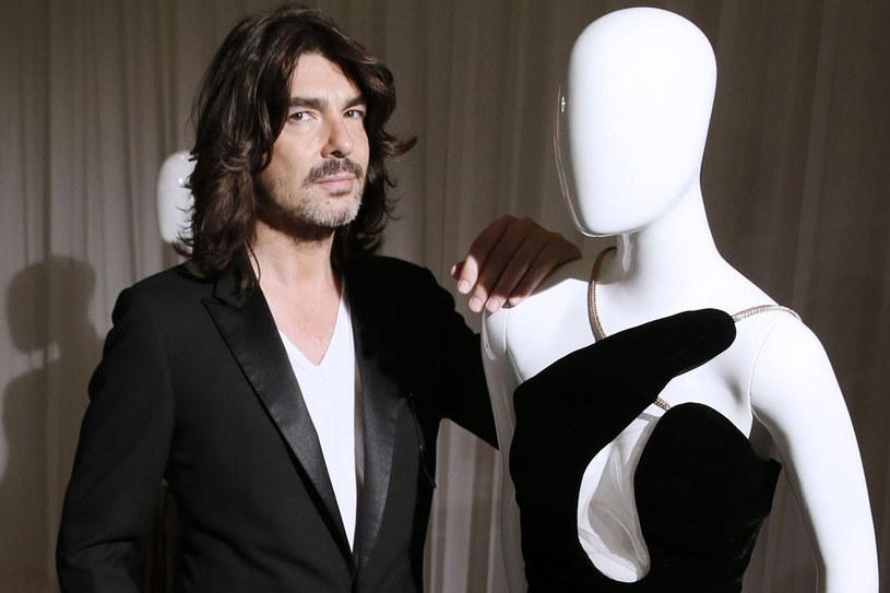 Stephane Rolland urodził się w Paryżu - stolicy mody /AFP