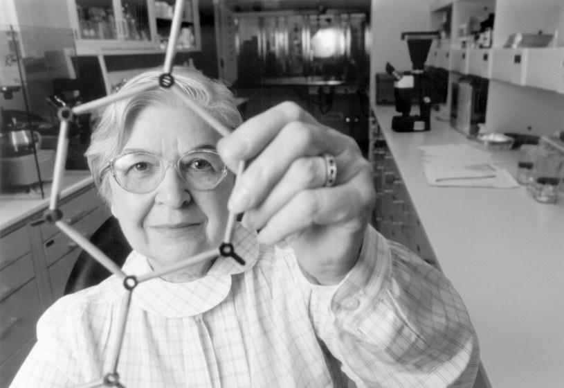 Stephanie Louise Kwolek w ciągu całego swojego życia opatentowała 28 wynalazków /Science Photo Library /East News