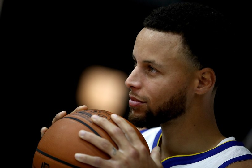 Stephen Curry /AFP