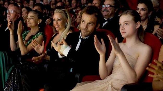 """Stephen Dorff (L) i Elle Faning (P) dają w """"Somewhere"""" prawdziwy popis antyhollywoodzkiego aktorstwa /materiały dystrybutora"""
