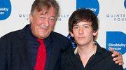 Stephen Fry poślubi młodszego o 30 lat kochanka!