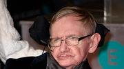 Stephen Hawking na Glastonbury