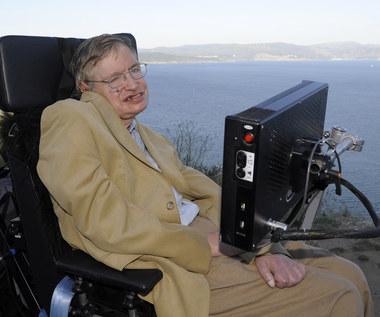 Stephen Hawking - świat żegna wizjonera astrofizyki