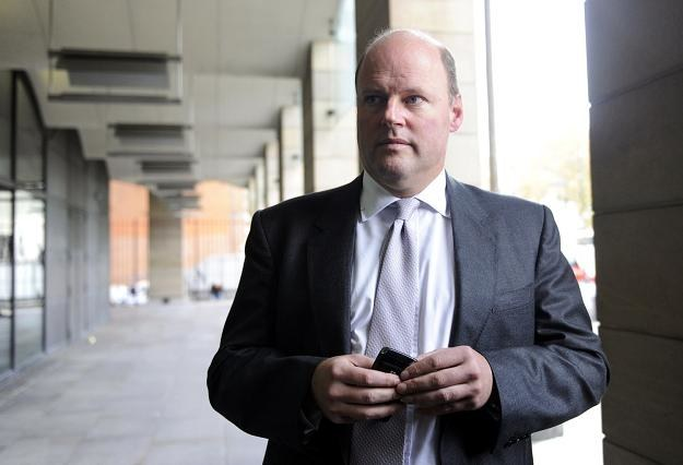 Stephen Hester, prezes RBS /AFP
