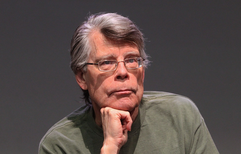 Stephen King to mistrz horroru /Jim Spellman/WireImage /Getty Images