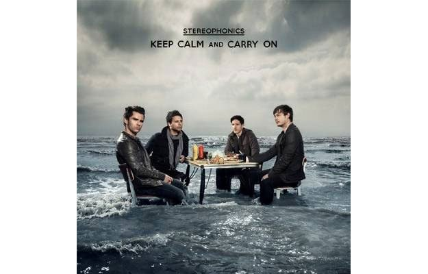 """Stereophonics """"Keep Calm And Carry On"""" /"""