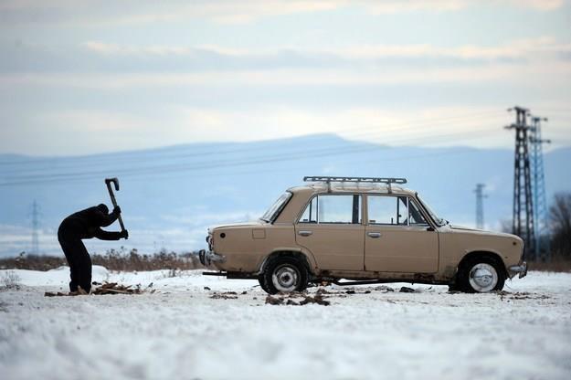 Stereotypowy obrazek z Rosji. /AFP