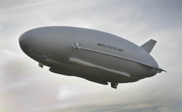 Sterowiec LEMV. Fot. Northrop Grumman /materiały prasowe