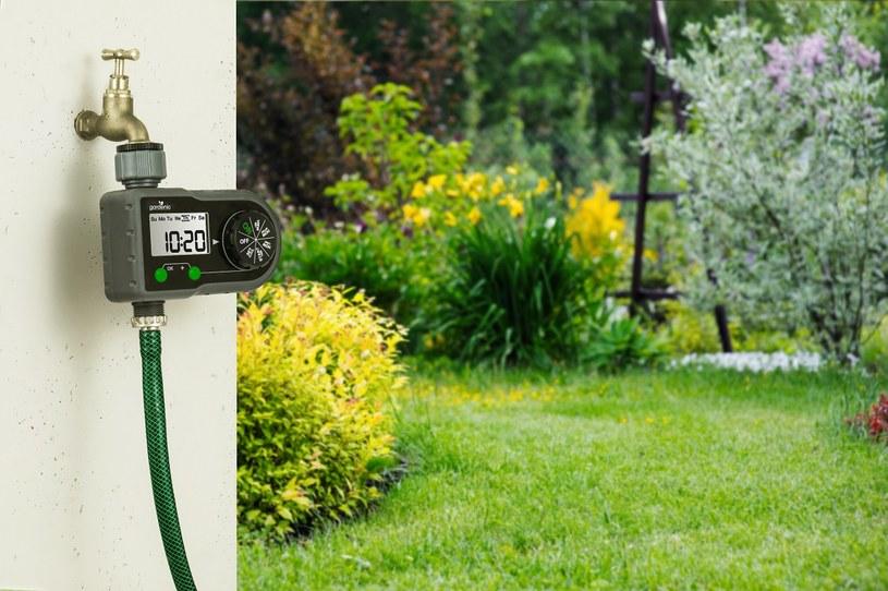 Sterownik nawadniania Gardenic /materiały prasowe