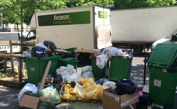 Sterty śmieci witają kibiców Euro 2016. Wszystko przez strajk służb oczyszczania miasta