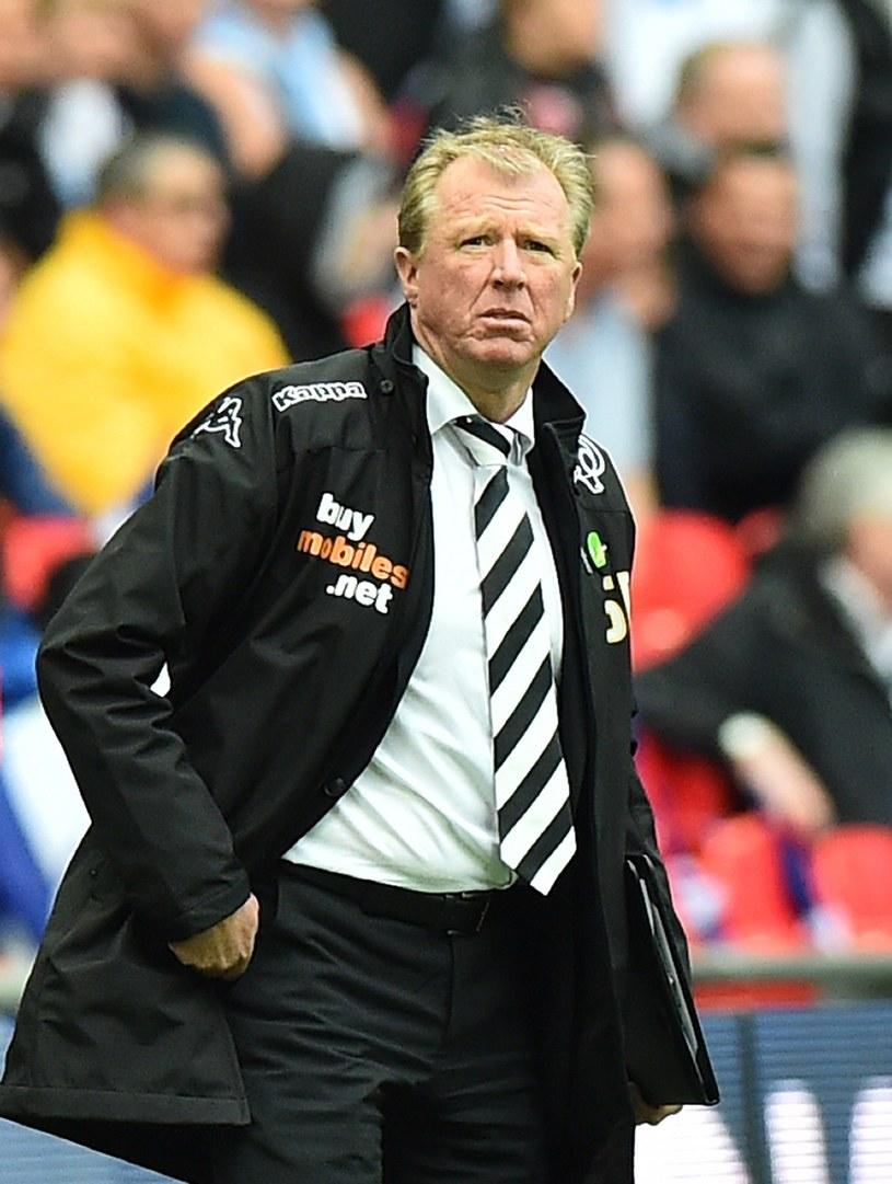 Stev McClaren może objąć Newcastle United /AFP